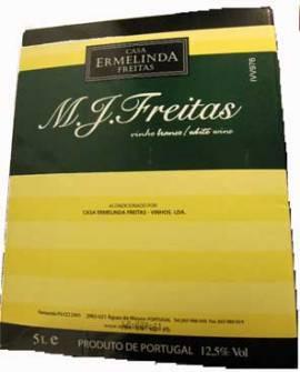 -M. J. Freitas- Weiß 5L - Bild vergrößern