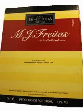 -M. J. Freitas- Tinto 5L - Bild vergrößern