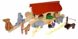 Holzspielzeug Arche Noah - 26-teilig - Bild vergrößern