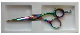 Profi - Haarschere Titanium Multicolor 5,5 - Bild vergrößern