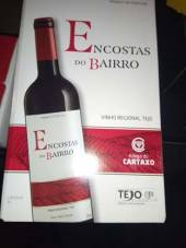 10L Party Bag-In-Box Rotwein Encostas do Bairro