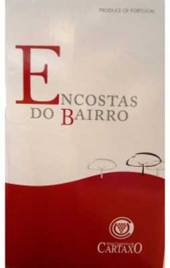 5L Party Bag-In-Box Rotwein Encostas do Bairro