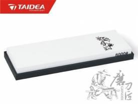 WEISSER KORUND 8000 von Taidea, mit Gummiauflage