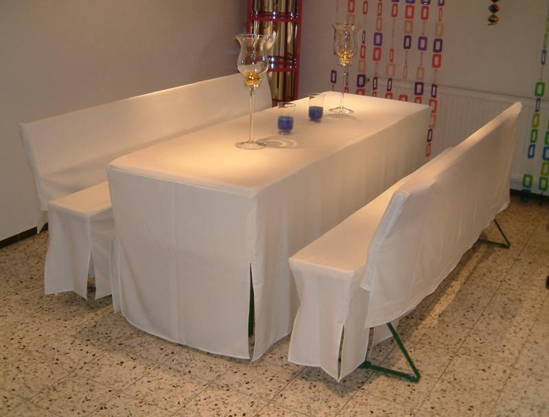 mb heimservice 70cm hussenset f r festzeltgarnitur. Black Bedroom Furniture Sets. Home Design Ideas